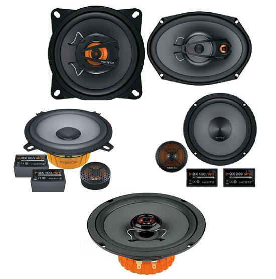 un kit de haut parleur deux voies clat petit prix chez hertz club auto radio. Black Bedroom Furniture Sets. Home Design Ideas