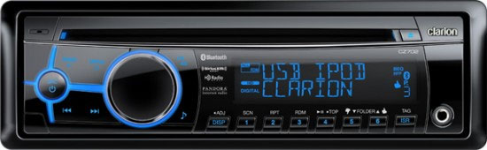 l autoradio cz702e est la nouveaut clarion de l ann e 2012 club auto radio. Black Bedroom Furniture Sets. Home Design Ideas