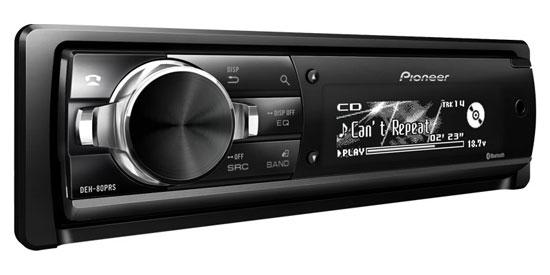 l 39 autoradio deh 80prs toffera la gamme 1din de pioneer club auto radio. Black Bedroom Furniture Sets. Home Design Ideas
