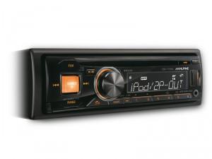 autoradio alpine cde 171r poste cd avec usb et radios rds fm club auto radio. Black Bedroom Furniture Sets. Home Design Ideas