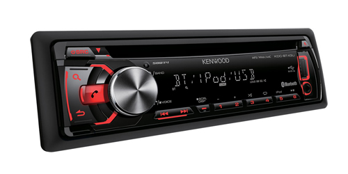 autoradio usb et bluetooth kenwood kdc bt43u pas cher. Black Bedroom Furniture Sets. Home Design Ideas