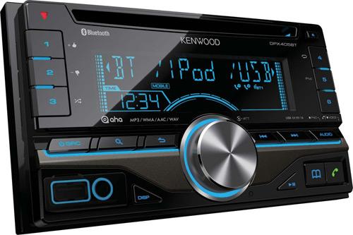 kenwood dpx405bt lecteur 2 din cd usb et bluetooth int gr club auto radio. Black Bedroom Furniture Sets. Home Design Ideas