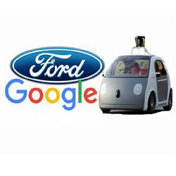 google-ford-partenariat